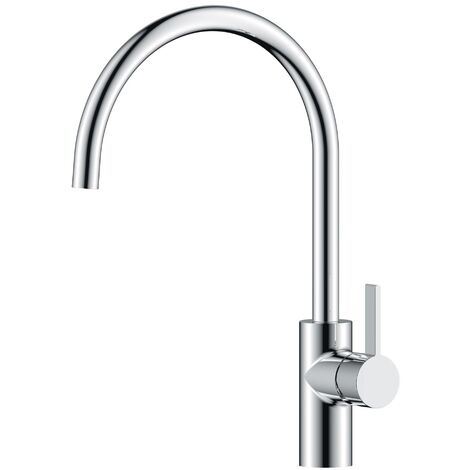 JTP Kitchen Sink Mixer Tap Single Handle - Chrome