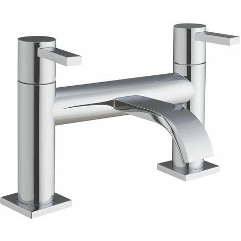 JTP Sprint Deck Mounted Bath Filler Tap - Chrome