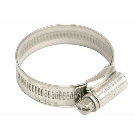 Jubilee Stainless Steel Hose Clips - 40mm-55mm 1 5/8-2 1/8in