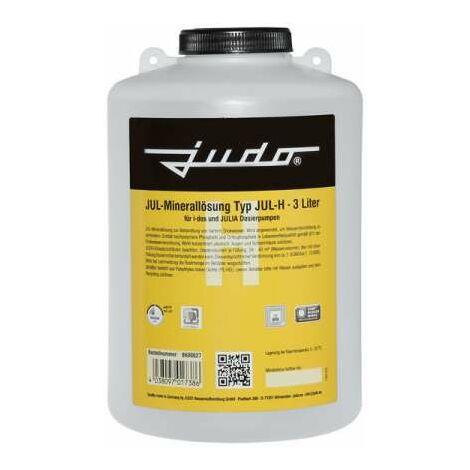 JUDO JUL-H 3 Liter JUDO Minerallösung Dosierflüssigkeit 8600027