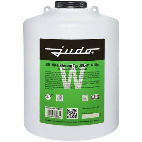JUDO JUL-W 6 Liter JUDO Minerallösung Dosierflüssigkeit 8600025