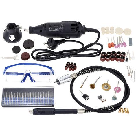 Juego de amolado electrico profesional multifuncion, herramienta de amoladora de taladro de velocidad reguladora de CA