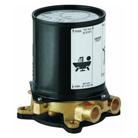 Juego de construcción áspera y áspera para entradas de baño y grifos mezcladores independientes - 45984001