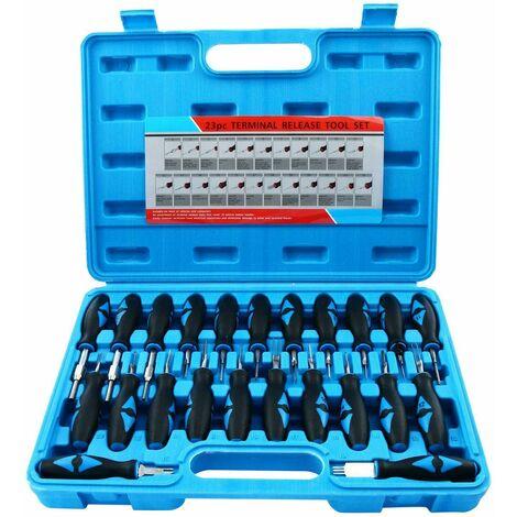 juego de extractor /extractores de terminales 23 piezas