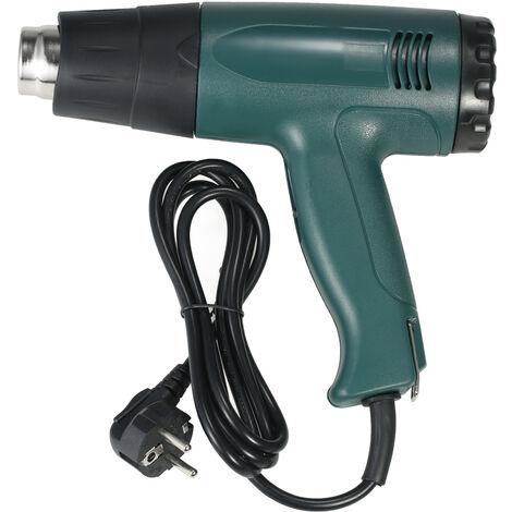 Juego de herramientas electricas de pistola de calor de pistola de aire caliente,1800W,AC220V