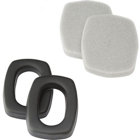 Juego de higiene para cascos protectores de oídos