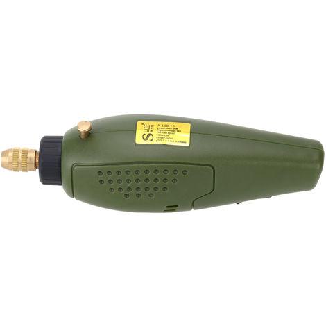 Juego de molienda electrica, herramienta de amoladora de taladro de 12V DC