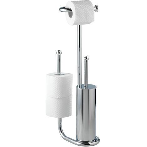 Juego de pie para el WC Universalo cromo WENKO