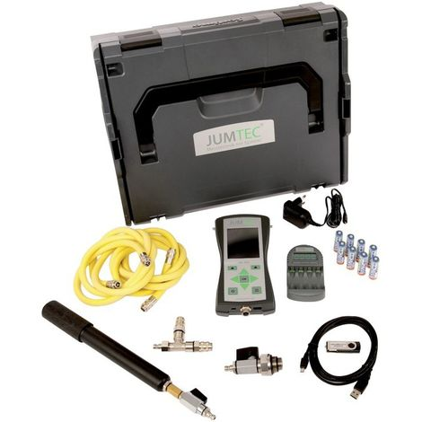 Juego detector de fuga UM-800 para presión, tasa de fuga, emplazamiento