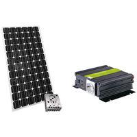 Juego energía solar Pack 2