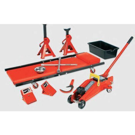 Juego herramientas taller coches MANNESMANN M00350