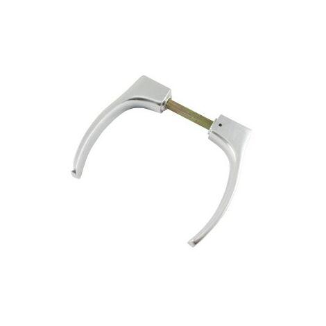 Juego manilla aluminio plata 5068 pulido