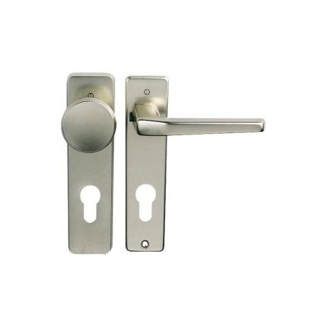 Juego puerta-cerradura perfil, 54/227K/202KP/AP/113 F4 8 PZ-72