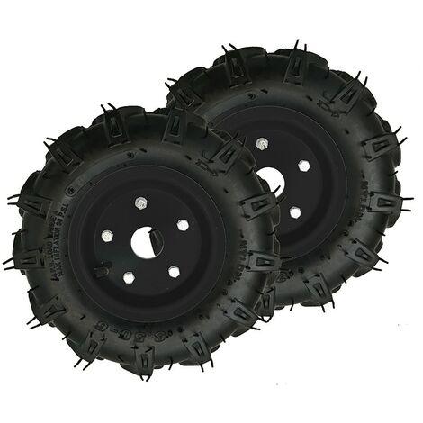 Juego ruedas neumaticas 3,50 x 6