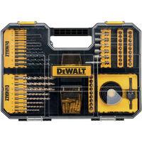 Juego TSTAK de 100 piezas para taladrar y atornillar DT71569 Dewalt