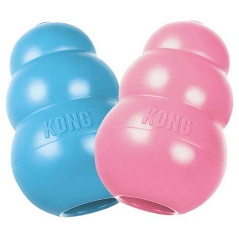 Juguete para cachorro Kong Puppy grande | Mordedor para perro | Juguete resistente para perro