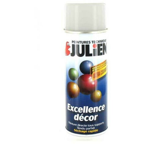 Julien 400ml aerosol glossy varnish