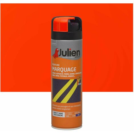 JULIEN BBE 500ML MARQUAGE BLANC N80 (Vendu par 1)