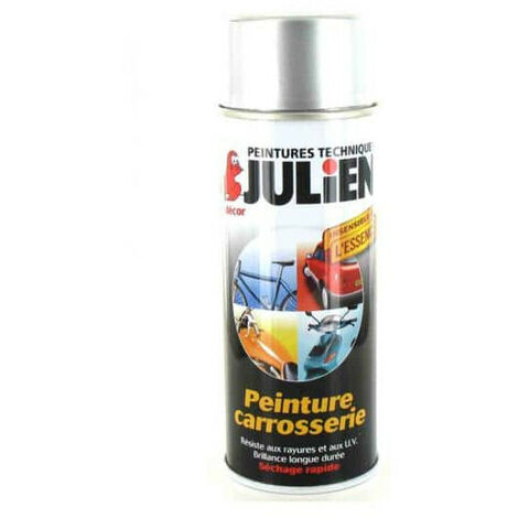 Julien body spray paint 400ml Thallium Grey Ral 37102