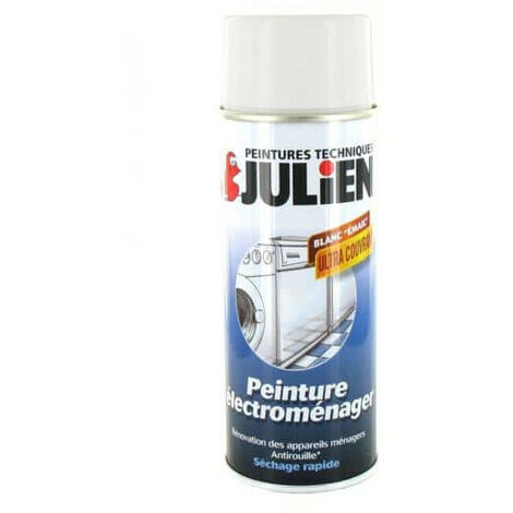 Julien spray paint 400ml white fridge