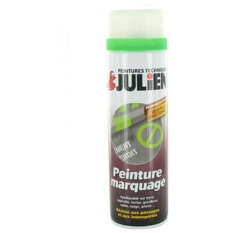 Julien white marking spray paint 500ml