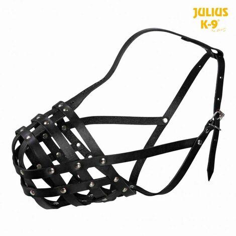 Julius-K® muselière peau de buffle –