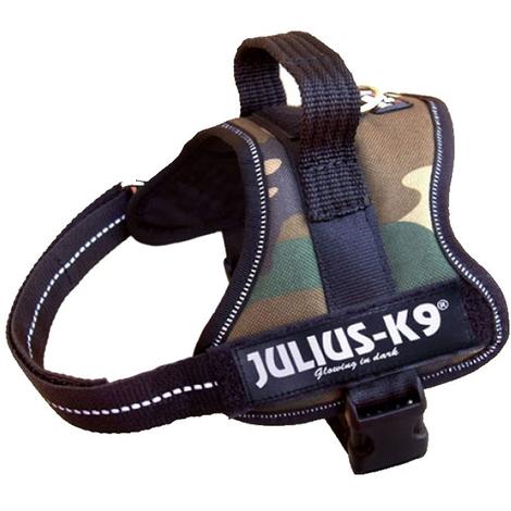 Julius K9 Powerharness Baby 2 XS-S Camouflage