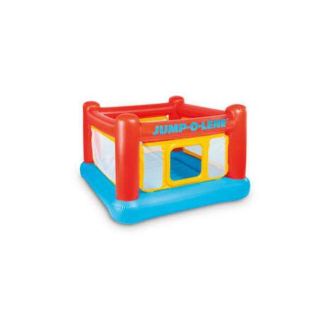 Jump-o-lene - Trampoline gonflable - Intex - Livraison gratuite