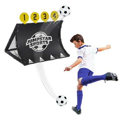 JumpStar Sports 4-In-1 Football Training Goal