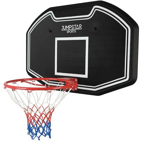 JumpStar Sports Basketball Backboard & Net