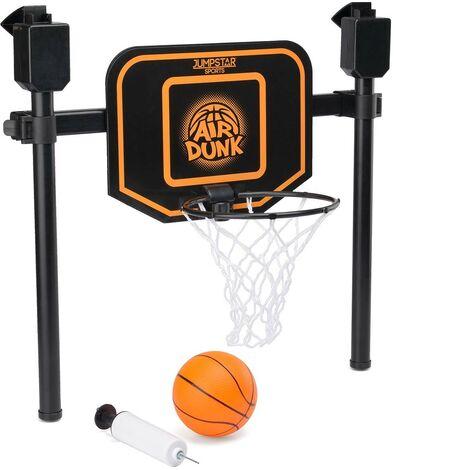 JumpStar Sports Electronic Moving Door Basketball Hoop