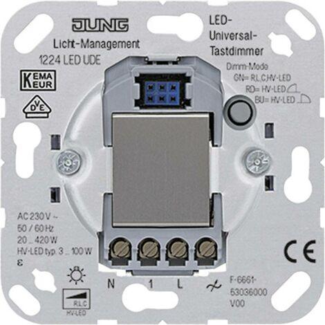 Jung Frutto Varialuce LS 990, AS 500, CD 500, LS design, LS plus, FD Design, A 500, A plus, A creation, CD plus, SL 500