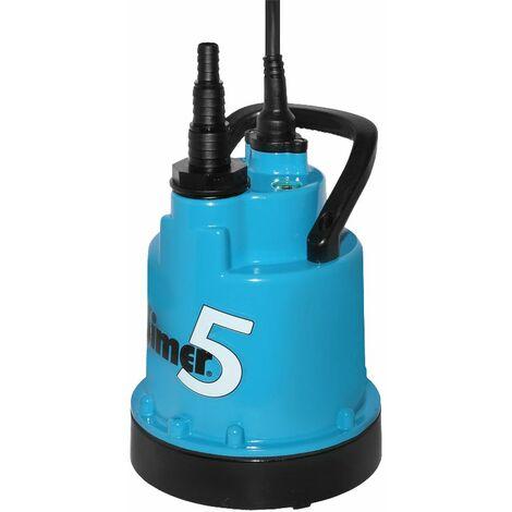 Jung Simer 5 Tauchpumpe Flauchsauger Unterwasserpumpe 10m Kabel mit Schukostecker OD6601G-05
