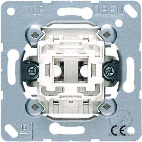 JUNG Taster 10AX 250V 1-pol. Schließer 534U