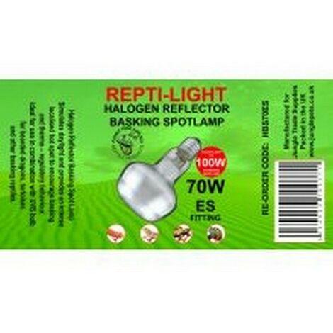 Jungle Trade Supplies Reptilien Halogen Reflektor ES (28W) (kann variieren)