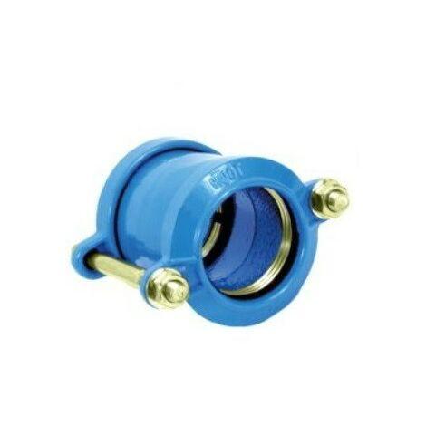 Junta autoblocante para tubería de PE y PVC de D.110 mm