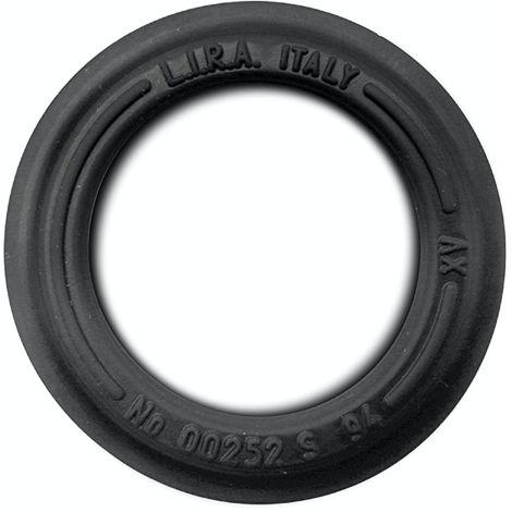 Junta de reemplazo de parrilla Standard Lira 0252.03   Negro