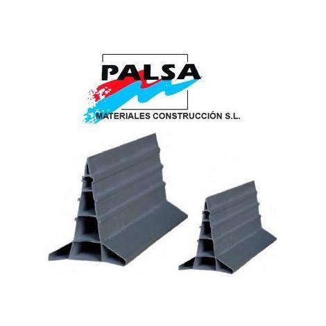 JUNTA DILATACION PVC HORMIGONES Y SOLERAS