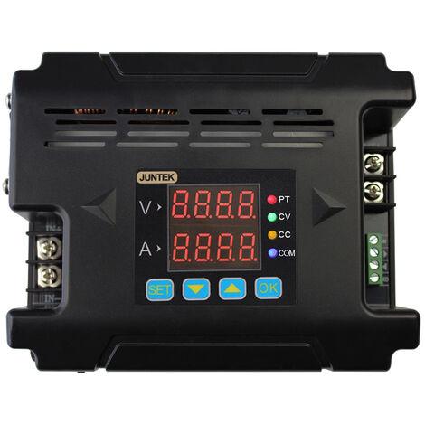 "main image of ""JUNTEK DPM8624-485RF 2.4 Inch LCD Display Screen 60V 24A Remote Control Voltmeter DC-DC Power Supply Voltage Regulator Constant Current converter Module,model:Multicolor"""