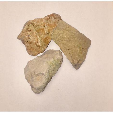 Jura gelb 45 - 56 mm 5-10 kg - Muster, 5 kg