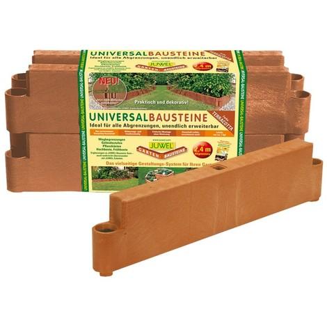 JUWEL Blocs Universel Terracotta