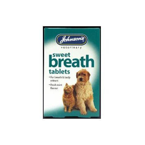 JVP Sweet Breath Tablets 30s x 6 (1992)