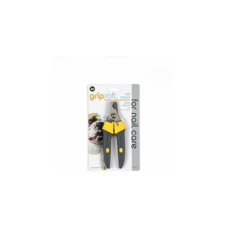JW Gripsoft Grooming Lge Deluxe Nail Clipper x 1 (36719)