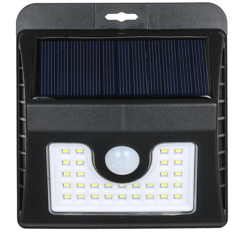 JY1602-30 Solar Sensor Light 30LED (1 pack)