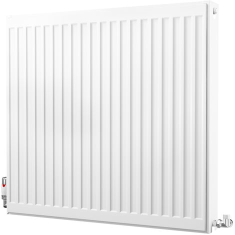 K-Rad Kompact Type 22 Double Panel Double Convector Radiator 750mm x 800mm White