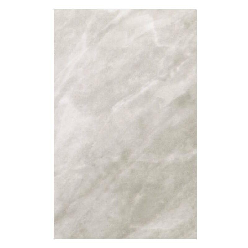 Image of PVC Wall Panel 2.4m x 1m Grey Marble - K-vit