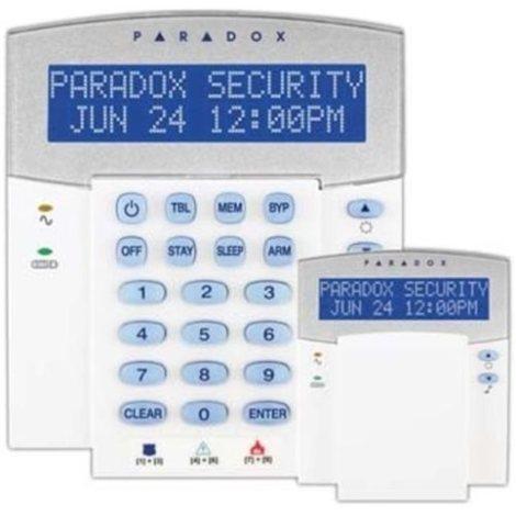 K32LCD PARADOX SECURITY ALARM SYSTEM ANTITHEFT keyboards K32LCD