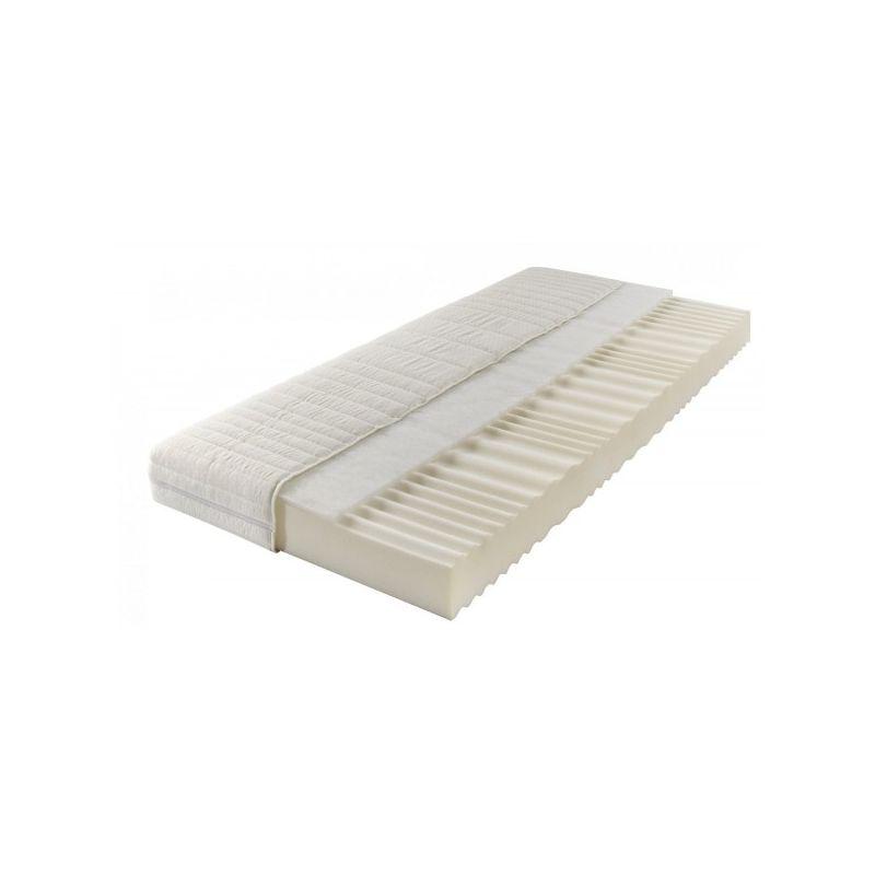 K360 120 x 200 cm Kaltschaummatratze Rollmatratze Matratze inkl. waschbarem Bezug 15 cm hoch 7 Zonen-'SW10732' - SUN GARDEN