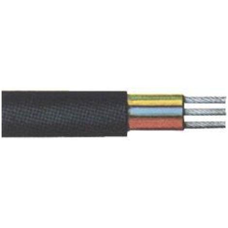 Kabelexpress Erdkabel NYY-J 3 x 1,5 mm2, 25 m-Ring