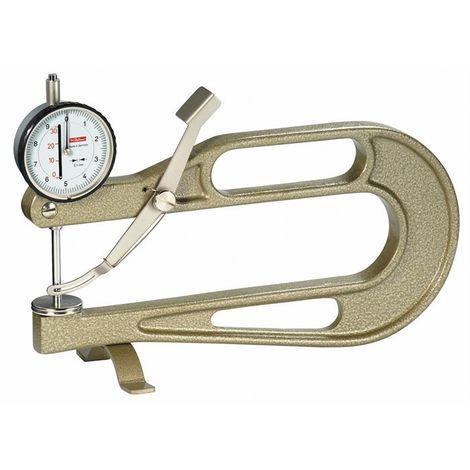 Käfer Dickenmessgerät K200B 30mm Ablesung 0,1mm flach 20=b